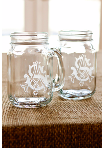 One_Fine_Day_Wedding_Consultation_Kentucky_Mason_Jar_1