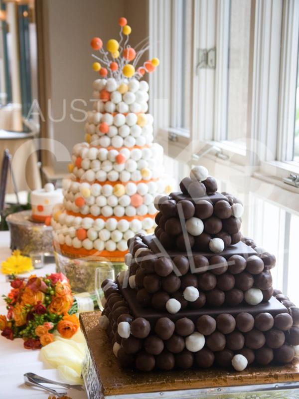cake pops wedding cake - One Fine Day Wedding Consultation Blog